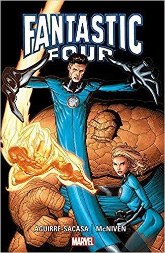 FANTASTIC FOUR BY AGUIRRE-SACASA AND MCNIVEN TP
