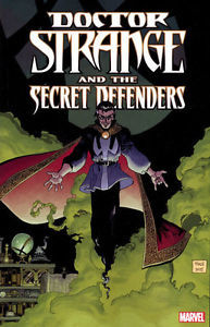DOCTOR STRANGE AND SECRET DEFENDERS TP