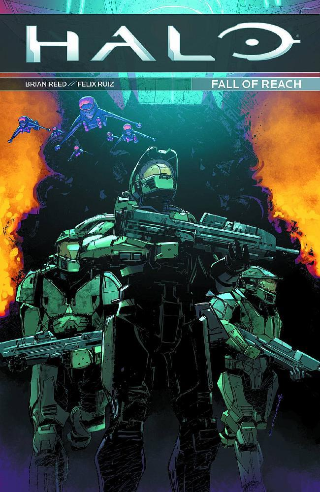 HALO FALL OF REACH TP