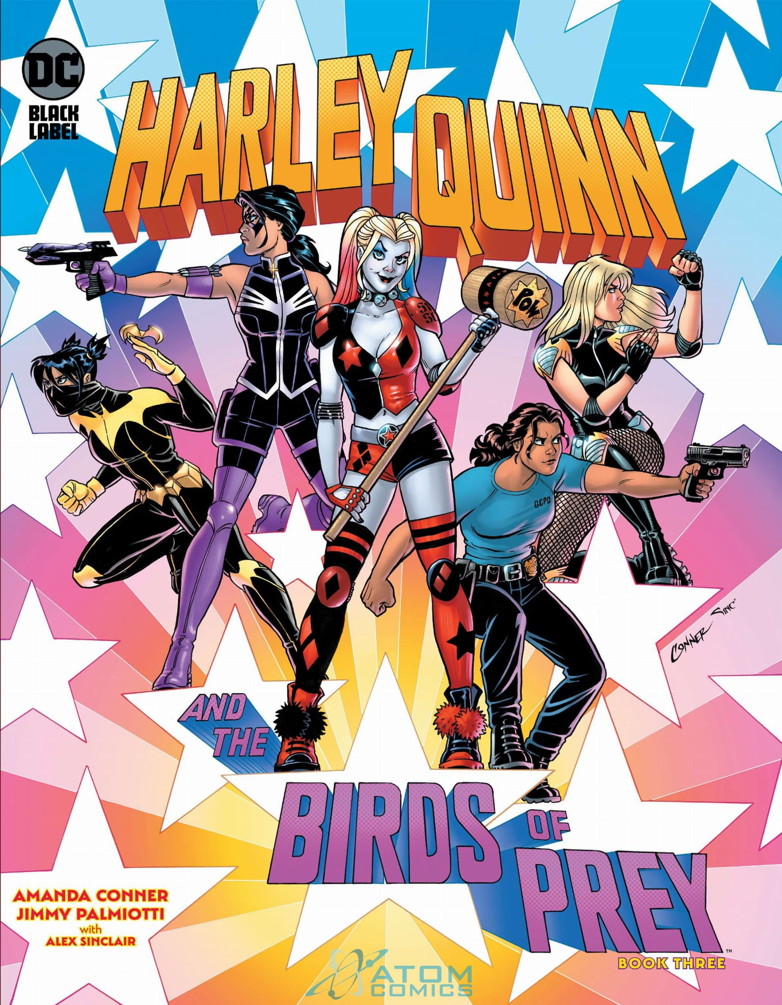 HARLEY QUINN & THE BIRDS OF PREY #3 (OF 4)