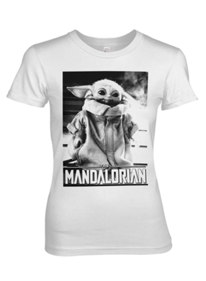 The Mandalorian Baby Yoda- Photo