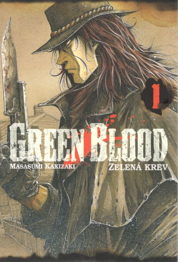 Green Blood 1: Zelená krev