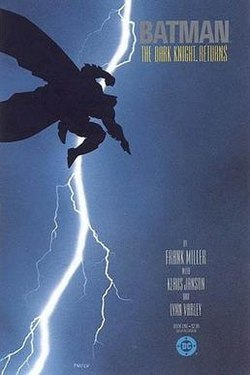 BATMAN DARK KNIGHT RETURNS TP NEW EDITITION