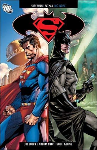 SUPERMAN/BATMAN BIG NOISE TP