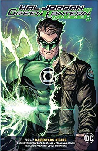 HAL JORDAN & THE GLC TP VOL 07 DARKSTARS RISING