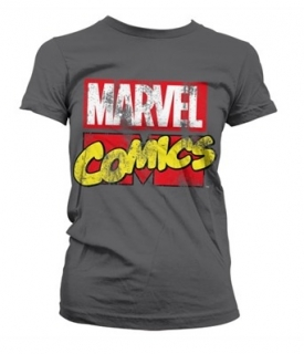 Marvel- comics logo