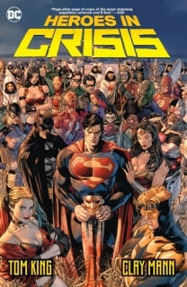 HEROES IN CRISIS HC