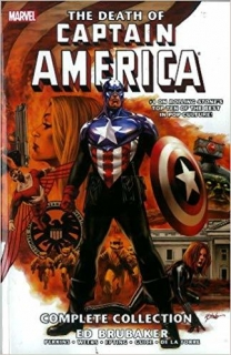 CAPTAIN AMERICA: THE DEATH OF CAPTAIN AMERICA - THE COMPLETE COLLECTION TP