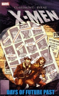 X-MEN DAYS OF FUTURE PAST TP