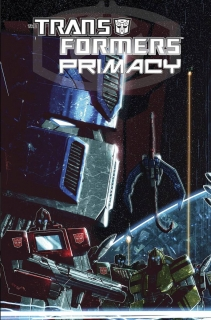TRANSFORMERS PRIMACY TP
