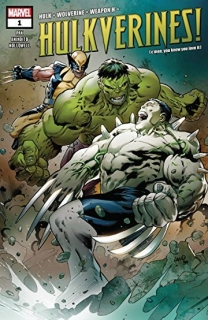 HULKVERINES #1 (OF 3)