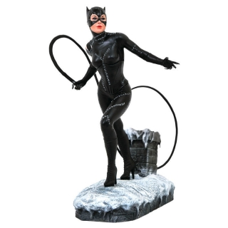 DC Comics Batman Returns Catwoman statue 23cm