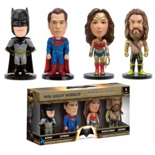 Set figuriek Justice League