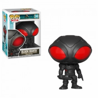 Black Manta Funko POP Aquaman