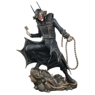 DC Comics Batman Who Laughs Gallery diorama figure