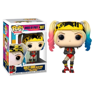 Harley Quinn Roller Derby Funko POP Birds of Prey