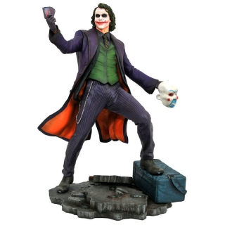 DC Comics Batman The Dark Knight Joker diorama statue 23cm