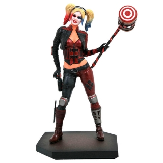 DC Video Game Gallery Injustice 2 Harley Quinn figure 23cm