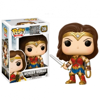 Wonder Woman Funko POP Justice League