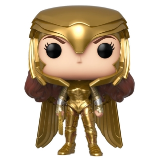 Wonder Wonder Funko POP gold 1984