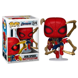 Iron Spider with Nano Gauntlet Funko POP Avengers: Endgame