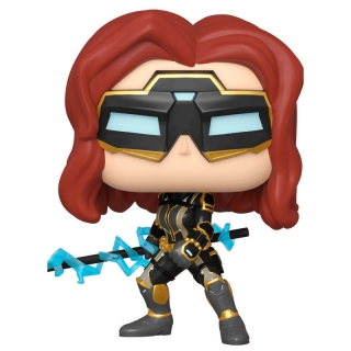 Black Widow Funko POP Avengers Game
