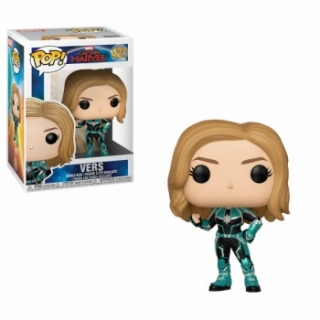 Captain Marvel Funko POP Vers