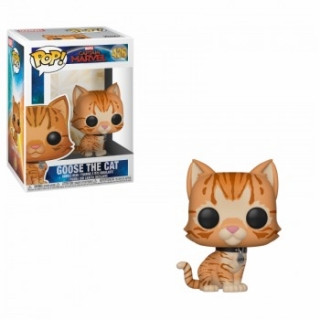 Goose the Cat Funko POP Captain Marvel