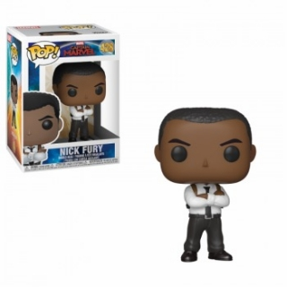 Nick Fury Funko POP Captain Marvel