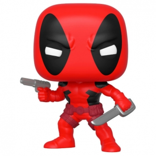 Deadpool Funko POP 80th First Appearance