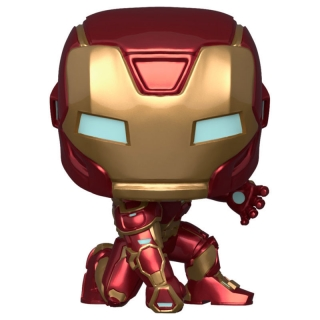 Iron Man Funko POP Avengers Game