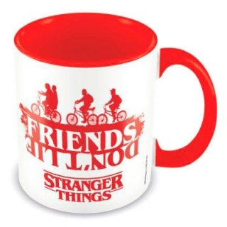 Stranger Things- Friends Dont Lie