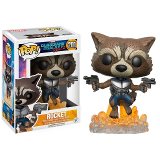 Rocket Funko POP Strážcovia Galaxie