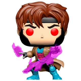 Gambit with Cards Funko POP X-Men Classic