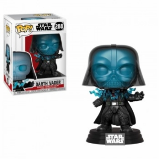 Darth Vader Funko POP Electrocuted