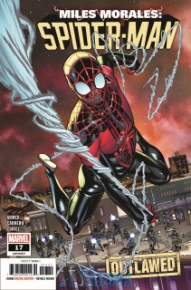 MILES MORALES SPIDER-MAN #17 OUT