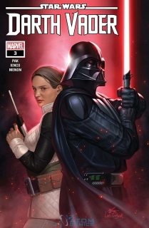STAR WARS DARTH VADER #3