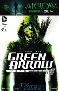 GREEN ARROW: YEAR ONE SPECIAL EDITION
