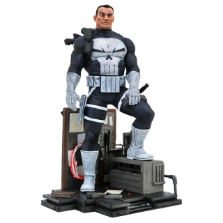 Marvel Comic Gallery Punisher Diorama figure 23cm