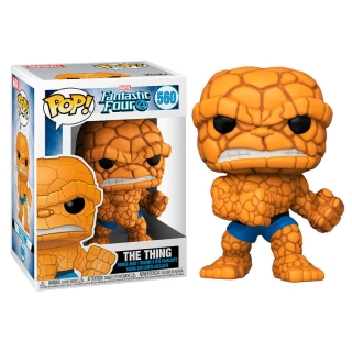 The Thing Funko POP Fantastic Four