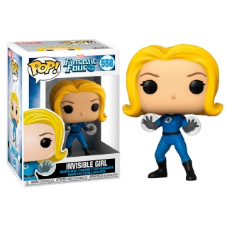 Invisible Girl Funko POP Fantastic Four
