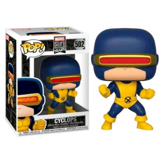 Cyclops Funko POP Marvel 80th First Appearance