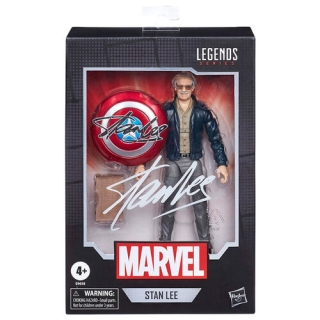 Marvel Stan Lee articulated figure 15cm