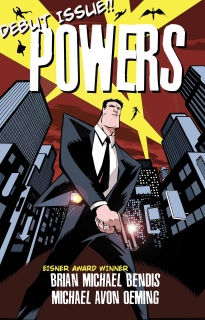 POWERS FIRSTS #1
