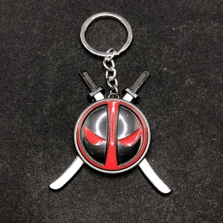 Deadpool- logo s mečmi