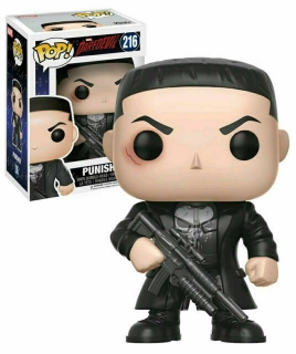 Punisher Funko POP Daredevil