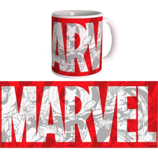 Marvel Comics- logo