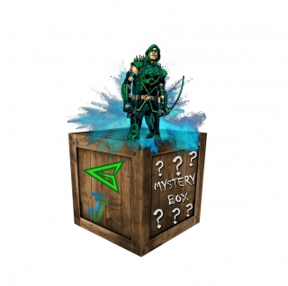 Green Arrow Mystery box