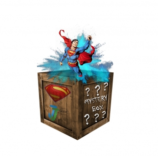 Superman Mystery box