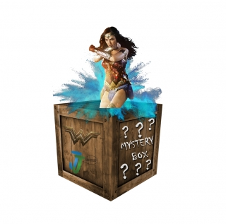 Wonder Woman Mystery box
